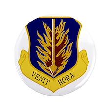 "97th Bomb Wing - Venit Hora 3.5"" Button"