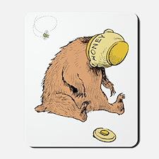 honey bear Mousepad