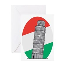 2-Italy11 Greeting Card