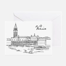 venice2 Greeting Card