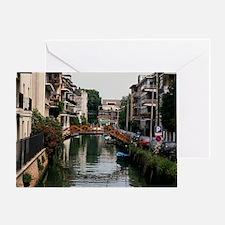 Venice4 Greeting Card