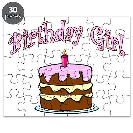 birthday girl 1 Puzzle