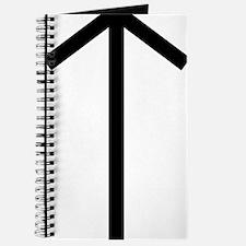1000px-Runic_letter_tiwaz Journal