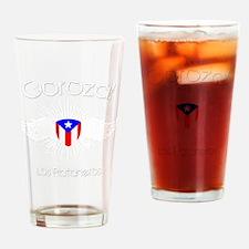 Corozal B Drinking Glass