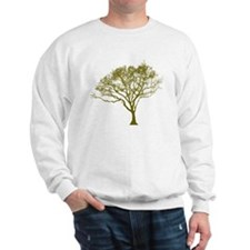 Green Tree Sweatshirt