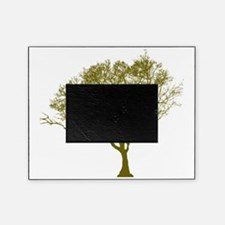 Green Tree Picture Frame