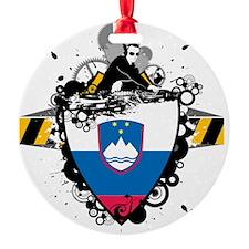djSlovenia1 Ornament