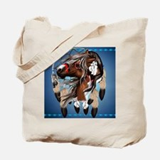 Paint Horse Dreamcatcher_mpad Tote Bag