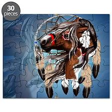 Paint Horse Dreamcatcher-Yardsign Puzzle