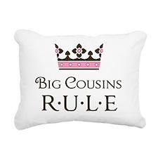 BCRule Rectangular Canvas Pillow