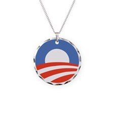 obama symbol Necklace