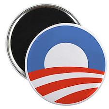 obama symbol Magnet