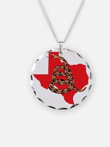 Texas Snake Necklace