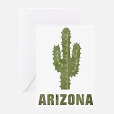 arizona16 Greeting Card