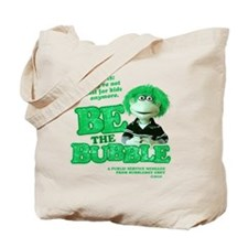 be the bubble-on dark-mod200 Tote Bag
