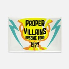 propervillains Rectangle Magnet