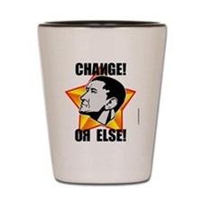 change_red_trans Shot Glass