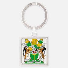Rhodesia 2a name Square Keychain