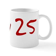 red-25-july Mug