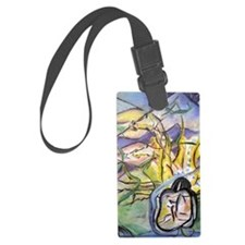 A Peaceful Man 2 Luggage Tag