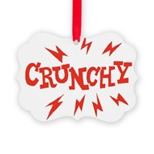 crunchy_reverse Ornament