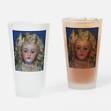 mousepad_portrait_jumeau_no15 Drinking Glass