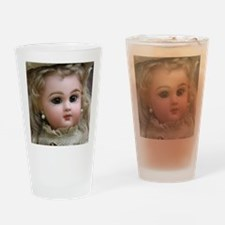 mousepad_tete_jumeau_35 Drinking Glass