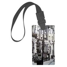 Globe Theatre 2 Luggage Tag