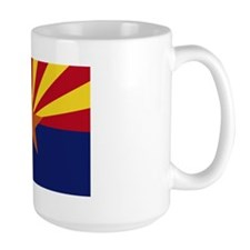 ArizonaFlagYardSign Mug