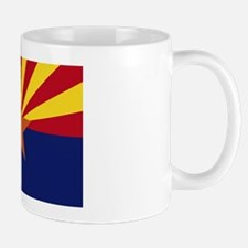 ArizonaFlagYardSign Mug
