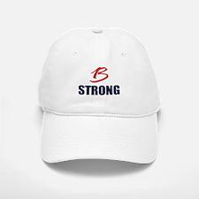 B Strong Baseball Baseball Baseball Cap