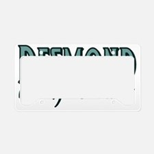 desmondconstant License Plate Holder