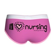 Nurse_-_I_love_nursing Women's Boy Brief