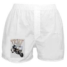 AB08 C-mouse BRONZE Boxer Shorts