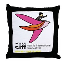 SIFF10_T-Shirt_05a Throw Pillow