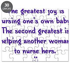 Greatest_Joy_Round Puzzle