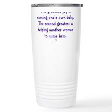 Greatest_Joy_Round Travel Mug