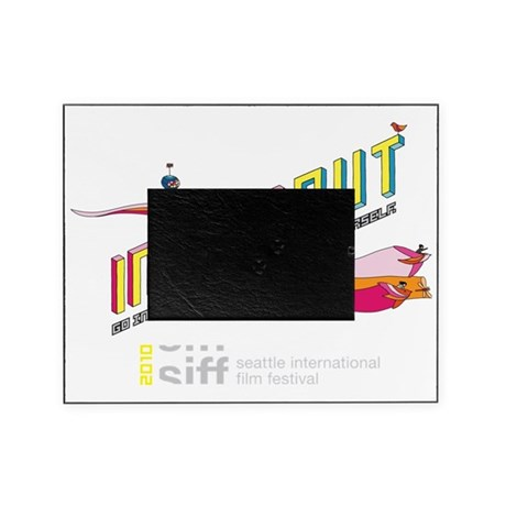 SIFF10_T-Shirt_01a Picture Frame