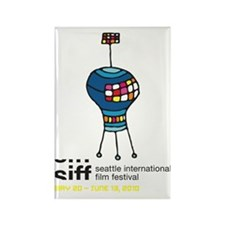 SIFF10_T-Shirt_04a Rectangle Magnet