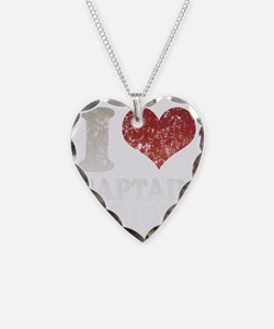 IHEARTCAPTAINSERIOUSDTY Necklace