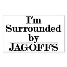 Jagoffs Decal