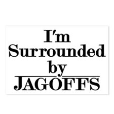 Jagoffs Postcards (Package of 8)