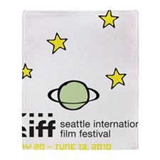 SIFF10_T-Shirt_06a Throw Blanket