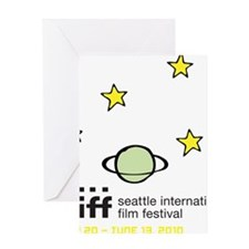 SIFF10_T-Shirt_06a Greeting Card