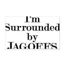 Jagoffs2b Rectangle Car Magnet