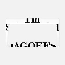 Jagoffs2b License Plate Holder