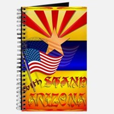 Stand With Arizona PosterP Journal