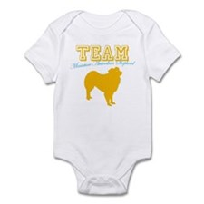 Miniature Australian Shepherd Infant Bodysuit