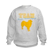 Miniature Australian Shepherd Sweatshirt