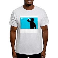 iChug (light) Ash Grey T-Shirt